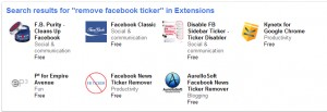 Disable FB Sidebar Ticker