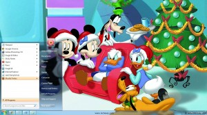 Donald Duck Windows 7 Theme