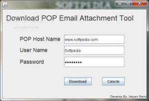 Download POP Email Attachment Tool