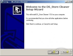 DS_Store Cleaner