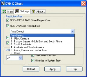 DVD Region Killer