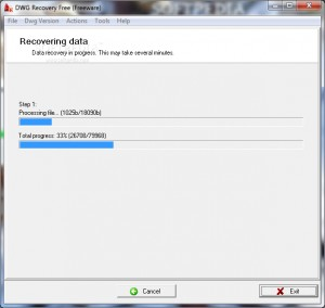 DWG Recovery Free