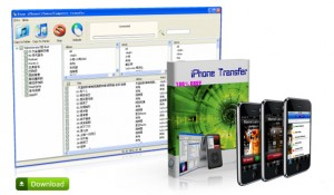 Easy iPhone/iTunes/Computer transfer