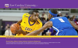ECU Screensaver