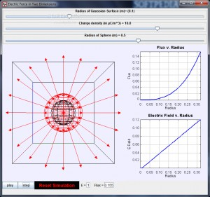 Electric Field of a Sphere with Uniform Charge Density