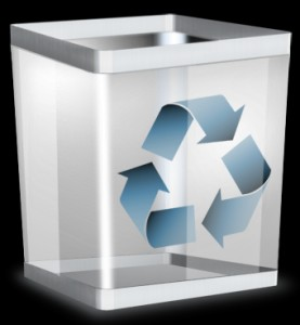 how to clear recycle.bin with command line