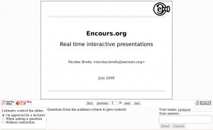 Encours.org