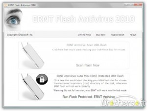 ERNT Flash Antivirus 2010