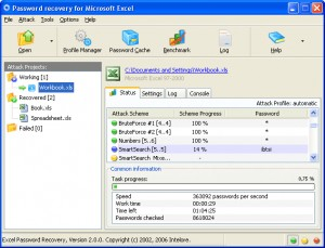 Excel Password Unlocker