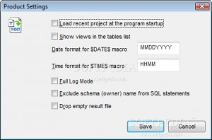 Export Table to Text for DB2 Pro