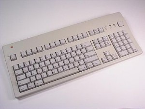 Extended keyboard