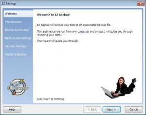 EZ Backup Windows Live Mail Pro