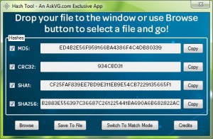 File Codes Utility