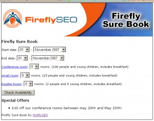 Firefly Sure Book