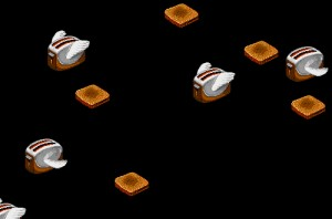 Flying Toasters Screen Saver