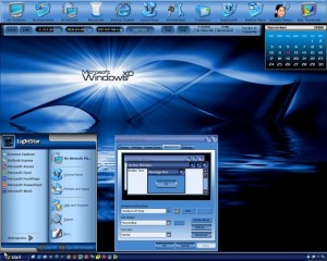 ForeverBlue XP Theme