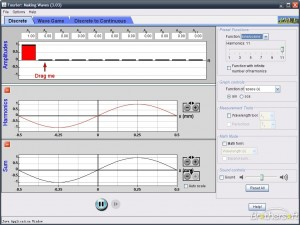 Fourier: Making Waves