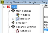 Free History Cleaner 2.82