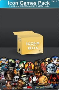 Game Aicon Pack 14
