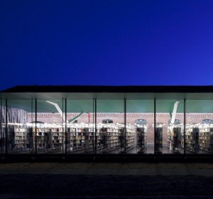 Glass Library