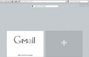 Gmail on Speed Dial