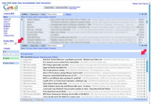 GMail Reader