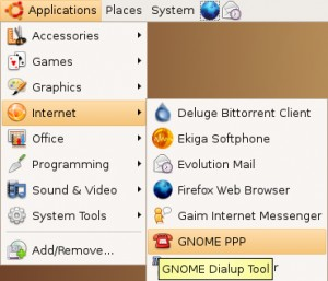 GNOME PPP