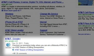 Google Search Results Direct