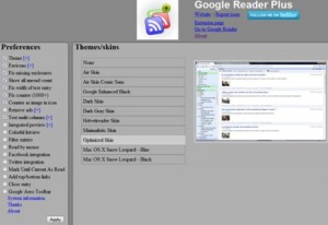 GoogleReaderPlus