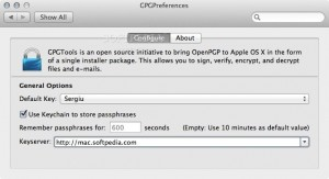 GPGPreferences