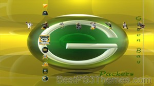 Green Bay Packers Theme
