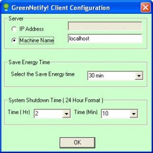 GreenNotify!