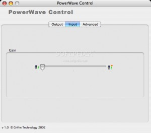 Griffin PowerWave Control