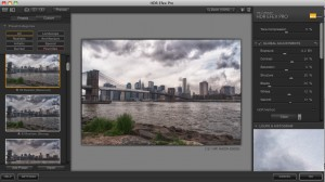 HDR Efex Pro for Photoshop