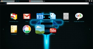 Honeycomb Android for Google Chrome