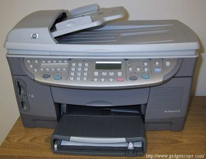 HP OfficeJet D series