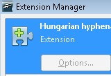 Hungarian Hyphenation Patterns