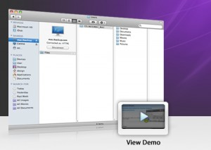 IBackup Drive for Mac