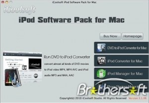 iCoolsoft iPod Software Pack