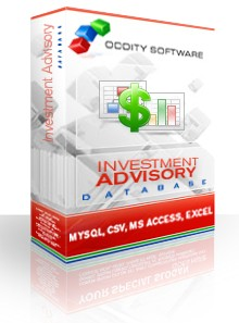 Investment Advisory Services Database