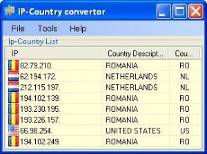 IP-Country
