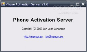 iPhone Activation Server
