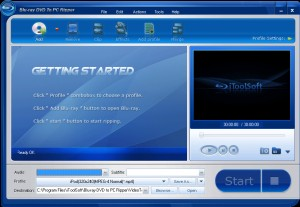 iToolSoft Blu-ray to PC Ripper