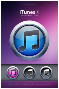 iTunes X Replacement