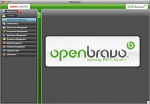 JumpBox for the Openbravo ERP System