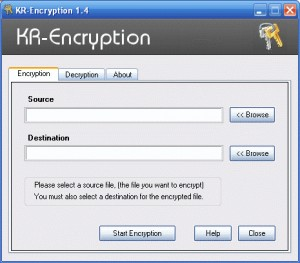 KR-Encryption