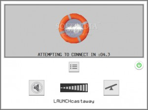 LAUNCHcastaway Remote Player