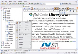 Library .NET (Free Note Edition)