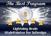 Lightning Brain StylePainter