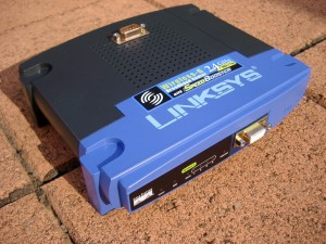 Linksys Wireless-G Broadband Router WRT54GS